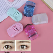 Mini Eyelash Curler Clip Portable False Eyelashes Curling Cosmetic Makeup Plus