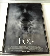 The Fog Original Advance Movie Poster 2005 27X40 Tom Welling Professional Framed