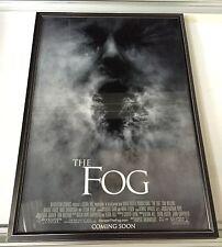 The Fog Original Advance Movie Poster 2005 27X40 Tom Welling Professional Framed