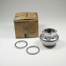 NOS Shimano Dura Ace EX HP-7200 Headset Top Cap and Cup, Upper French Threaded.