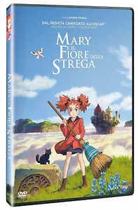Mary E Il Fiore Della Strega - dvd