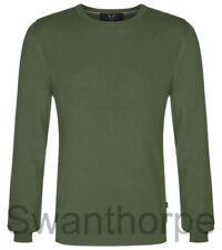 Jerséis y cárdigan de hombre verde color principal verde 100% algodón