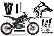 AMR Racing Kawasaki KX 125/250 Graphic Kit Decal Sticker KX125 KX250 92-93 SSR W