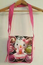 Hello Kitty Messenger Bag - Ice Cream Pink Kawaii