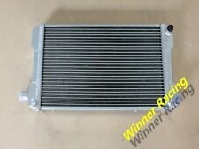 For MG MIDGET 1500 MT 1976-1980 aluminum radiator 2 Rows from (c)166304 1976 ON