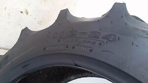 11.2-24 New GoodYear Dura Torque Tire Only 11.2x24 Tyre X 1