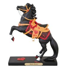 ENESCO TRAIL OF PAINTED PONIES RODEO ROMEO VALENTINE LOVE RESIN NIB RETIRED 1040