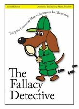 The Fallacy Detective: Thirty-Six Lessons on How to Recognize Bad Reasoning,…