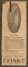 FISK TIRES NEWSPAPER AD COURIER JOURNAL (LOUISVILLE, KY), APRIL 26, 1927