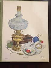 """""""Sew Peaceful"""" by C. Don Ensor Limited Edition Print"""