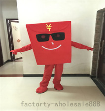 Chinese New Year Mascot Costumes Money Envelope Lucky Money Festival Red Packets