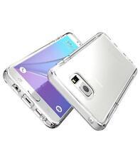 Funda de gel TPU carcasa silicona para Samsung Galaxy S6 Edge Plus transparente