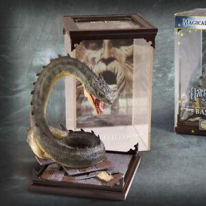 Harry Potter Magical Creatures No 3 Basilisk Collectors Figurine - Boxed