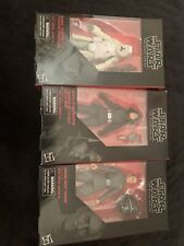 Black Series 6 Inch Action Figure Lot