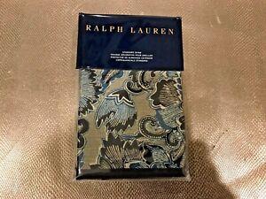 NIP Ralph Lauren One Standard Sham 20 x 28 Journey's End Navy Rainey 2 available