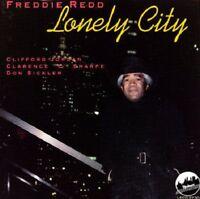 Freddie Redd - Lonely City / Uptown Records Original vinyl from 1989