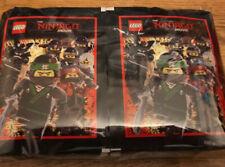 LEGO Ninjago movie sticker tutti 228 STICKER SET COMPLETO ALBUM STICKER NUOVO
