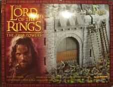 Games Workshop Lord of the Rings Helms Deep Rohan Scenery Entièrement neuf dans sa boîte NEW LOTR Poo Box