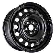 69414 Refinished Toyota Camry 2002-2006 15 inch Black Steel Wheel, Rim