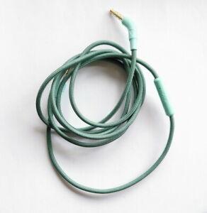 Nylon Audio Cable For JBL E65BTNC TUNE 600 BTNC E500BT C45BT Headphones