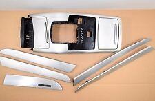 Audi A6 S6 Allroad C6 4F Facelift Polished Aluminium Soul Trim Interior Set 6PS