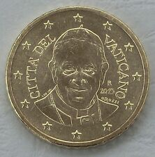 50 Euro Cent Vatikan 2015 unz