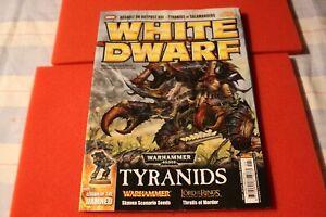 Games Workshop The White Dwarf Issue 361 Warhammer 40k WH40K GW Tyranids 40K