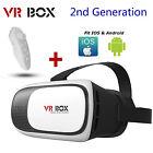 3D VR BOX Realidad Virtual Gafas Video Goggle Cardboard Para Samsung S7 S6 S5 S4