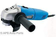 Draper 83591 Angle Grinder 500W 115mm 230v Heavy Duty Cutting Grinding Tool