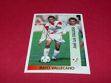 JOSE LUIS GALLEGO RAYO VALLECANO PANINI LIGA 96-97 ESPANA 1996-1997 FOOTBALL