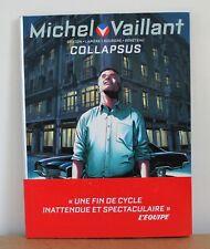 Michel Vaillant N°4 Collapsus Graton Lapière Bourgne Benéteau 2015 EO HOMMAGE