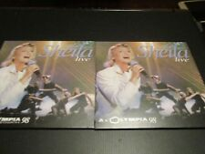 "LOT 2 CD NEUF ""SHEILA - LIVE A L'OLYMPIA 98 (1998)"""