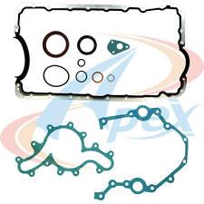Engine Conversion Gasket Set-VIN: X, OHV Apex Automobile Parts ACS4045