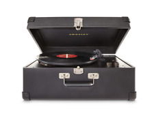 Crosley Keepsake Portable USB Turntable Analog to Digital Vinyl to CD Recorder