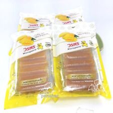 20 Mango Roll Dried Sheet Chewing Fruit Sweet Snack Thai  Food Party  Product