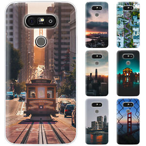 Dessana San Francisco Sightseeing Protective Cover Phone Case Cover For sony