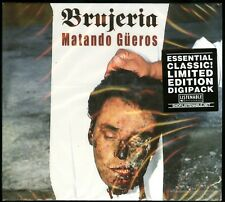 Brujeria ‎Matando Gueros CD new 2018 reissue digipack