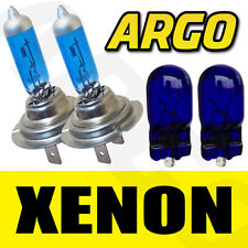 H7 499 XENON WHITE 55W HEADLIGHT BULBS 12V MITSUBISHI COLT
