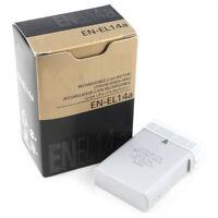 EN-EL14a enel14a Camera Battery batteries for Nikon DF P7100 P7700 P7800 P7000