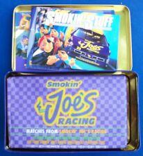 Smokin' Joe's Racing Tin with Matches From 1994