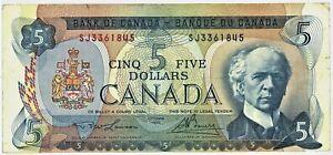 1972 Canada $15 Cut Error Lawson Bouey #13275