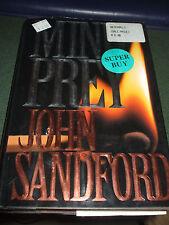 Prey: Mind Prey by John Sandford (1995, Hardcover) Book Club Ed.