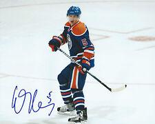 **GFA Edmonton Oilers *LADISLAV SMID* Signed 8x10 Photo L1 COA**