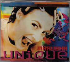 Marusha-Unique cd maxi single eurodance