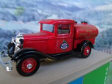 1/43 Eligor (France)  1934 Citerne Pompiers Ford V8
