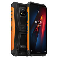 Ulefone Armor 8 Unlocked 4G Smartphone Waterproof Android 10 Cell Phone 5580mAh