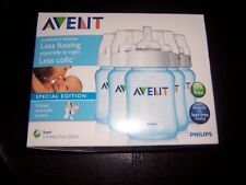 Vent Unique anti colic system baby bottles new