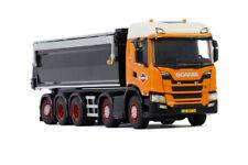 """Scania G normal CG17 10x4 tipper """"Gebr.van Kessel"""" WSI truck models 01-3159"""