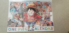 Calendrier ONE PIECE 2021 made in Japan *NEUF*