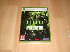 Aliens vs Predator Xbox360 (SP)